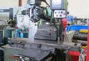 Hafco BM-60V Turret Mill with Slotting Head