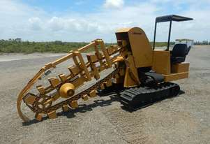 Morooka MT300 Tracked Trencher-MT3003