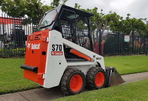 Bobcat S70 Mini Skid steer loader 2012 model