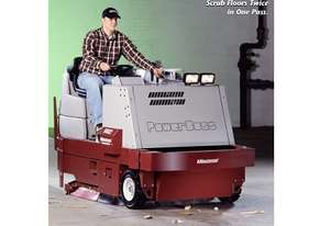 Powerboss SWEEPER SCRUBBER