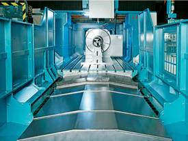 Acra Seiki Double Column VMC - picture3' - Click to enlarge
