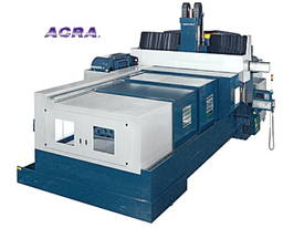 Acra Seiki Double Column VMC - picture5' - Click to enlarge