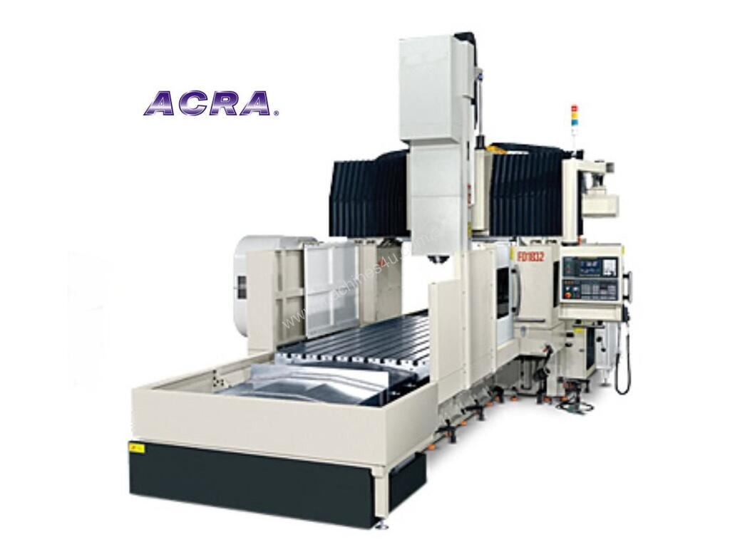 New acra SEIKI Vertical Machining Centres in SYDNEY, NSW