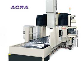 Acra Seiki Double Column VMC - picture0' - Click to enlarge