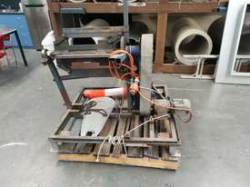 Electric decoiler 600mm - picture0' - Click to enlarge