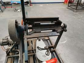 Electric decoiler 600mm - picture1' - Click to enlarge