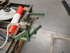 Electric decoiler 600mm - picture2' - Click to enlarge