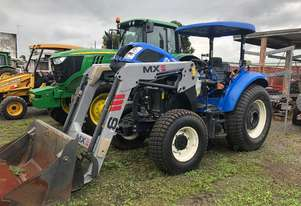 New Holland T4.65 4WD Tractor - #504436