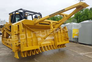 Caterpillar D6T XL Bulldozer Stick Rake Tree Spear DOZCATRT
