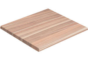 BLH-S88TW Square 800 Table Top - Teakwood
