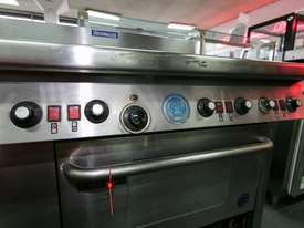 Used goldstein Cook Top for sale - 6 element Electric range Goldstein - picture2' - Click to enlarge