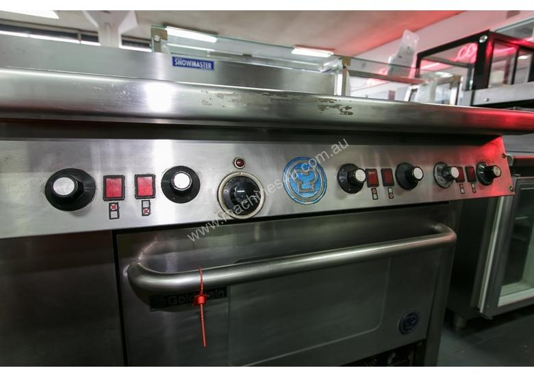 Used goldstein Cook Top for sale - 6 element Electric range Goldstein