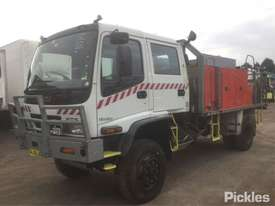 2001 Isuzu FTS - picture2' - Click to enlarge