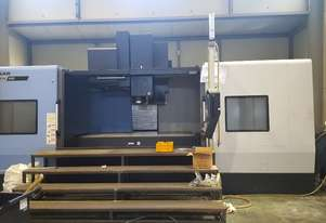 2018 Doosan Mynx-9500 CNC Vertical Machining Centre. Only 810 cutting hrs. Suits new machine buyers.