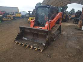 KUBOTA SVL75 TRACK LOADER IN EXCELLENT CONDITION WITH LOW 790 HOURS. 2017 MODEL  - picture2' - Click to enlarge