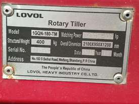 New Rotary Tiller Hoe to suits 60-100Hp Tractor Implements - picture1' - Click to enlarge