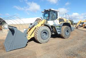 2015 Liebherr L556 Wheel Loader