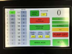 Showroom Demo 2500mm x 4mm Full Hydraulic Panbrake PLC Controller - $2000 - picture0' - Click to enlarge