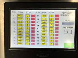 Showroom Demo 2500mm x 4mm Full Hydraulic Panbrake PLC Controller - $2000 - picture1' - Click to enlarge