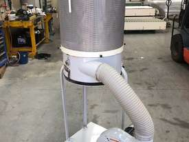 Single cartridge 2hp single phase extractor - picture0' - Click to enlarge