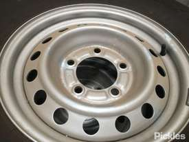 5 x Tyres On Steel Rims - picture1' - Click to enlarge