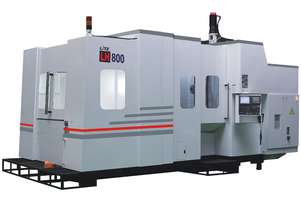 Litz LH-800 Twin Pallet Horizontal Machining Centres 800mm x 800mm