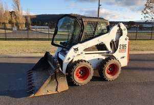 Bobcat 2007   S185 Skid Steer