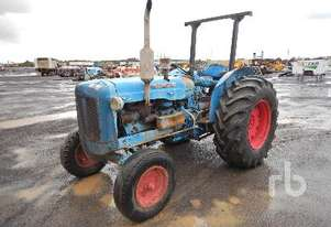 FORDSON SUPER MAJOR 2WD Tractor