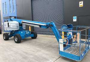 Used 2008 Genie S45 45ft Straight Boom Lift