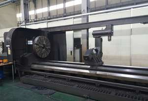 2012 Hwacheon Mega 130x8000 CNC Lathe