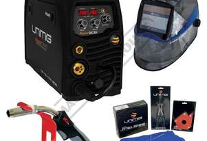 "RAZORâ""¢ 205SS MTS DC INVERTER Multi-Function Welder-MIG/TIG/MMA Package Deal 30-200 Amps - Smart Pr"