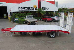 Interstate trailers 9 Ton Single Axle Tag Trailer Super Series ATTTAG