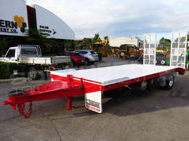 Interstate trailers 9 Ton Single Axle Tag Trailer Super Series ATTTAG - picture2' - Click to enlarge