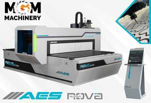 AES Super Nova CNC Nesting Machine
