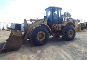 Caterpillar   966H Wheel Loader
