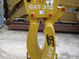 Grab Hydraulic 12 Tonner - picture0' - Click to enlarge