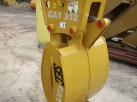 Hydraulic Grab 12 Tonner - picture1' - Click to enlarge