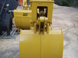 Hydraulic Grab 12 Tonner - picture2' - Click to enlarge