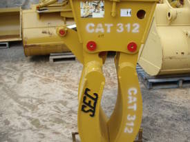 Hydraulic Grab 12 Tonner - picture4' - Click to enlarge
