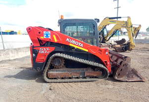 Used 2015 Kubota SVL90 Tracked Loader 100 Hp for sale, 2434.00 hrs, Pinkenba, QLD