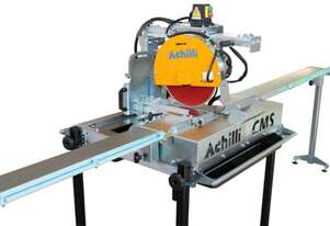 Achilli CMS Compound Mitre Saw for Stone - Wet Cut, Portable