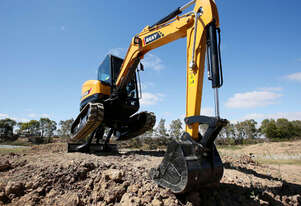 3.8t Excavator IN STOCK NOW! SY35U Yanmar engine 5 year/5000hr WARRANTY. SA Dealer.