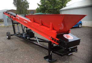 Red Rhino Stacker Conveyor