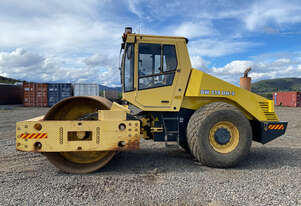 Used 2011 Bomag BW 219 DH-3 Smooth Drum Roller