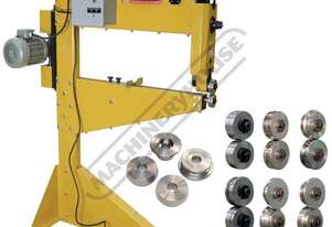 BR-16E-36 Bead Roller - Motorised Package Deal 1.6mm Mild Steel Thickness Capacity Includes 1/4