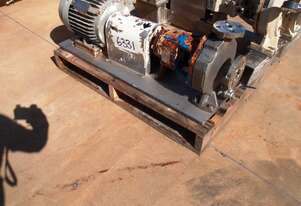 Centrifugal Pump (Stainless Steel), IN: 40mm Dia, OUT: 25mm Dia, 18.