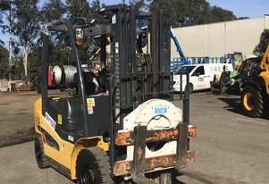 LiuGong CLG2025H Dual Fuel Forklift