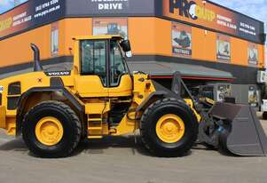 Volvo L120G Wheel For Hire