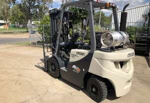 Crown Demo Model   Forklift