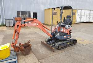2011 Kubota U17-3 Excavator *CONDITIONS APPLY*